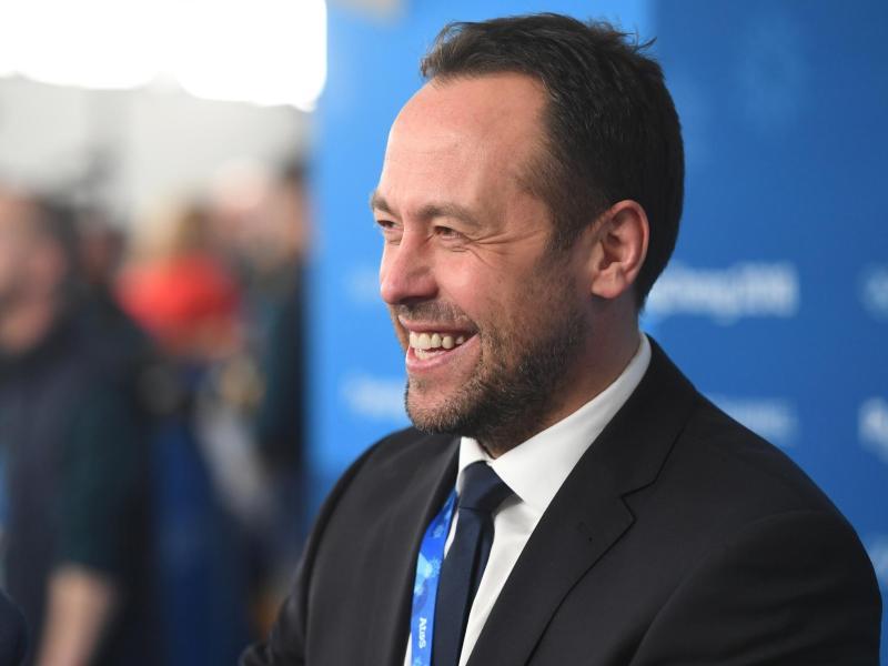 Konnte sein Glück kaum fassen: DEB-Coach Marco Sturm