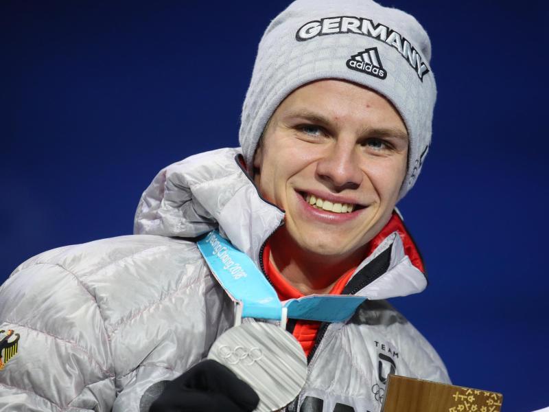 Andreas Wellinger sieht sich für die Raw-Air-Tour in Norwegen bestens gewappnet