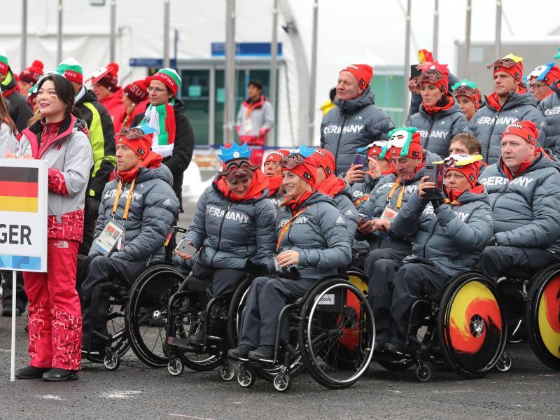 Der Bekanntheitsgrad der Paralympics ist gestiegen