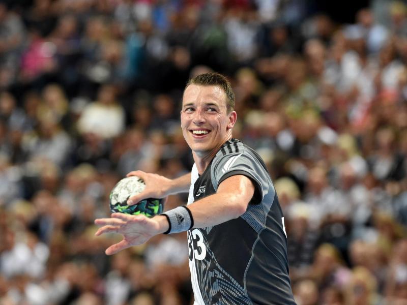 Beendet seine aktive Laufbahn als Handballprofi:Ex-Nationalspieler Dominik Klein
