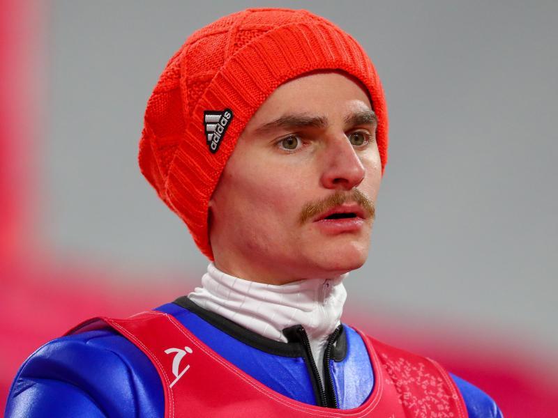 Möchte beim Skisprung-Finale in Planica seinen zweiten Gesamtweltcup-Platz verteidigen:Richard Freitag