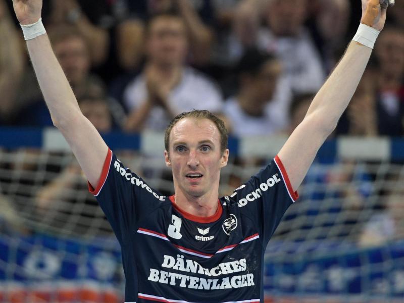 Sorgt sich um den deutschen Handball:Flensburgs Holger Glandorf