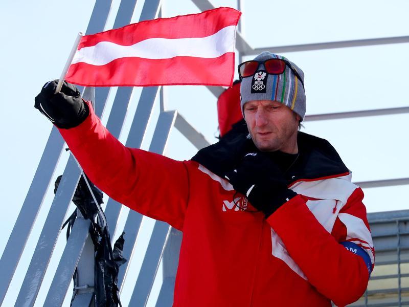 Heinz Kuttin tritt als Trainer der österreichischen Skispringer zurück