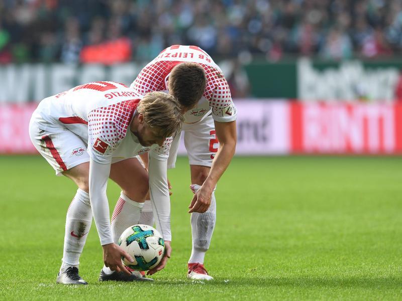 Die Spieler von RB Leipzig sollen an den freien Tagen neue Kraft sammeln