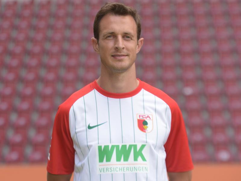 Bleibt ein weiteres Jahr beim FCAugsburg: Routinier Christoph Janker