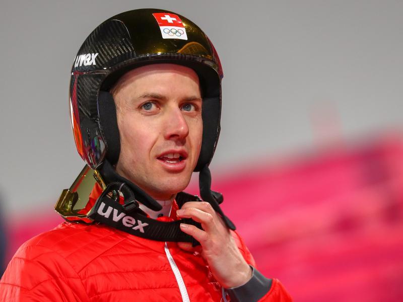 Olympiasieger Simon Ammann springt weiter