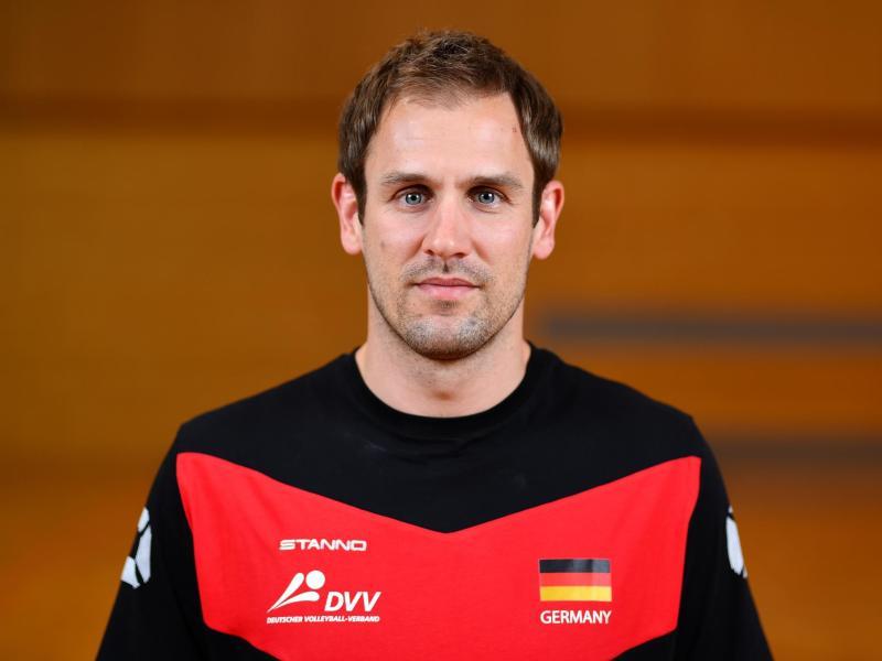 Frauen-Volleyball-Bundestrainer Felix Koslowski