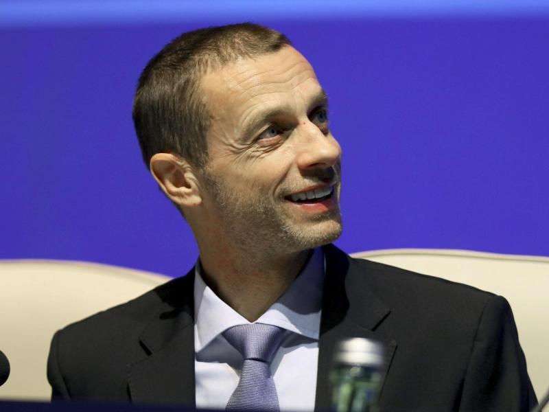 UEFA-PräsidentAleksander Ceferin ist gegen eine Erweiterung der Klub-WM