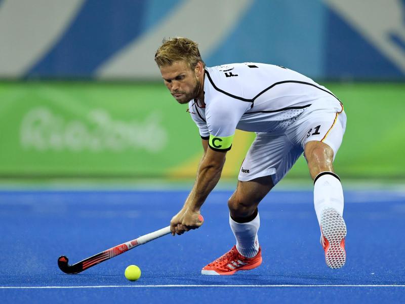Moritz Fürste wird seine Hockey-Karriere nach der Saison beenden