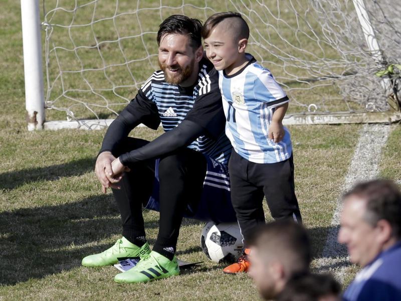 Messi Sieht Argentinien Nicht Im Favoritenkreis