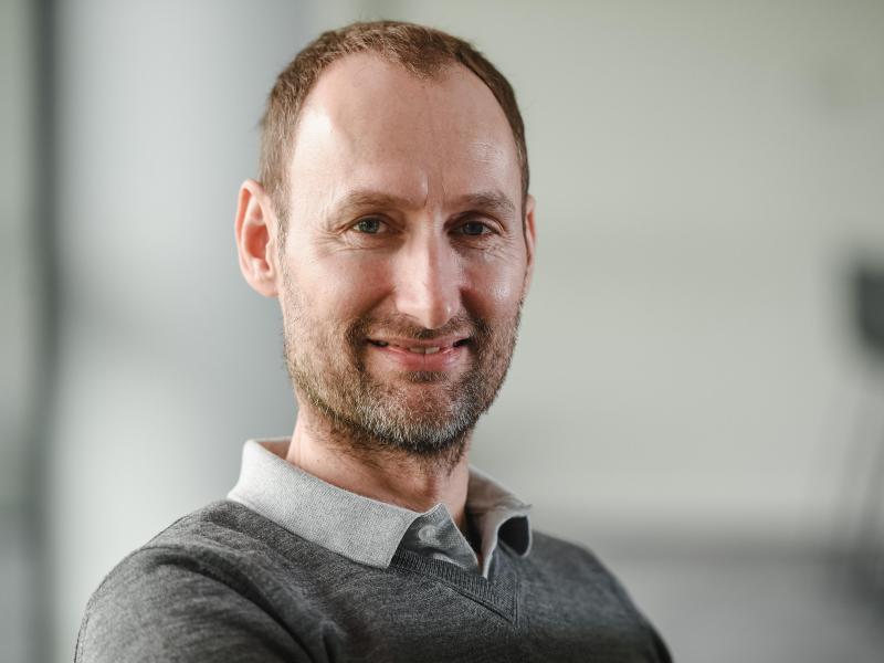 Leiter des Nachwuchsleistungszentrum des FCBayern: Jochen Sauer