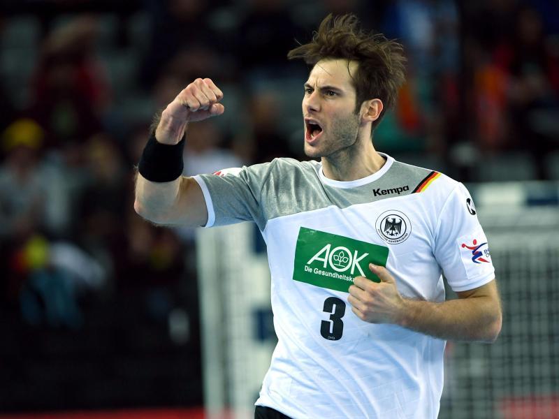 Handball Im Liveticker Deutschland Vs Norwegen