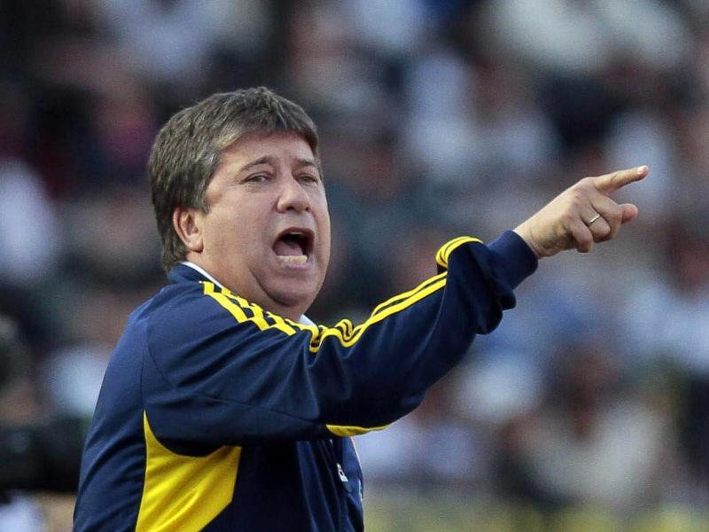 Panamas Trainer Hernán Dario Gómez kassierte mit seinem Team eine Testspielniederlage gegen Norwegen
