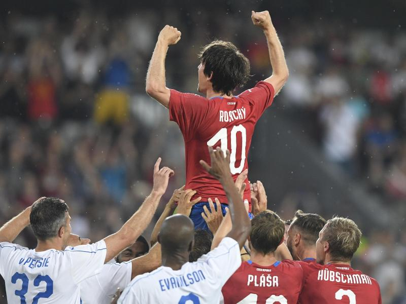 Tomás Rosický hat seine aktive Karriere endgültig beendet