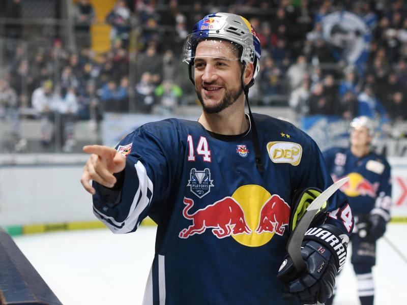 Der Eishockeyspieler Steven Pinizzotto wechselt von München nach Köln