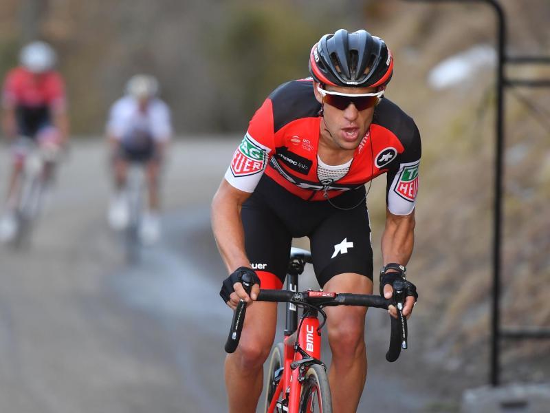Neuer Gesamtführender der Tour de Suisse: Richie Porte