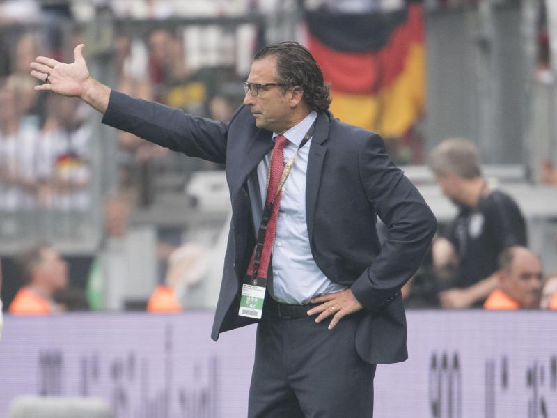 Antonio Pizzi bleibt Trainer von Saudi-Arabien