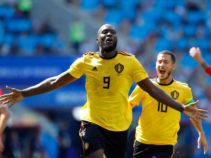 Romelu Lukaku wird gegen Japan wieder spielen