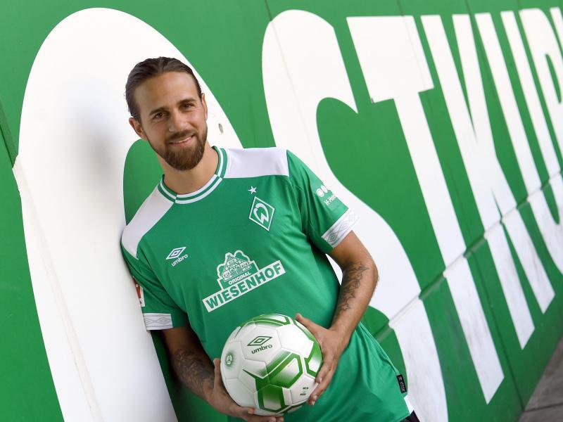 Martin Harnik ist zurück bei Werder Bremen