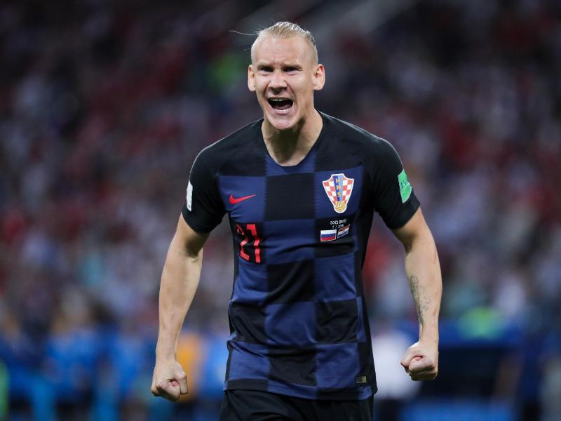 Domagoj Vida droht weiterer Ärger mit der FIFA wegen Äußerungen in einem Video