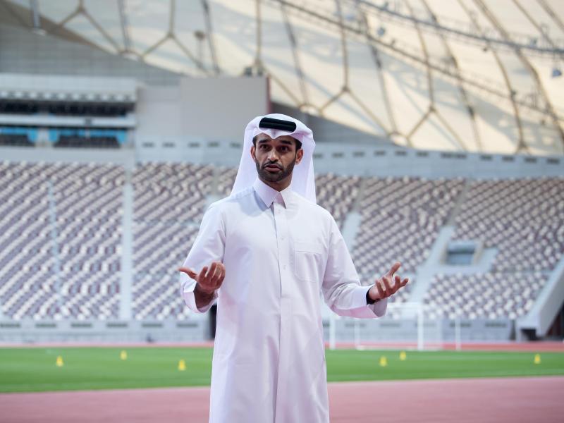 2022 gastiert die Fußball-Welt in Katar