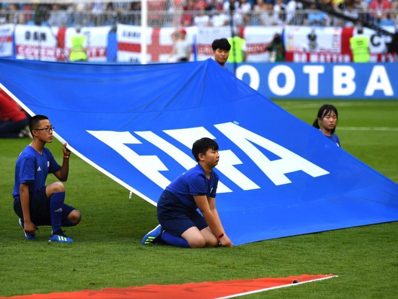 Laut Fifa hat es während des WM-Turniers in Russland keine Dopingfälle gegeben