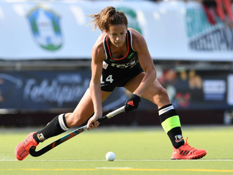 Die deutschen Hockey-Damen um Janne Müller-Wieland verloren auch ihr zweites Spiel im Vier-Nationen-Turnier