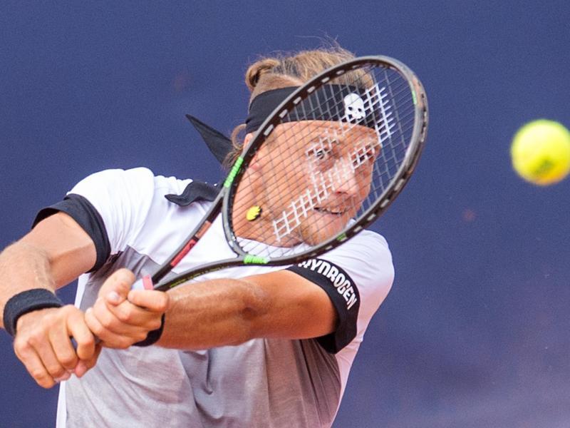 Jozef Kovalik steht am Hamburger Rothenbaum im Halbfinale