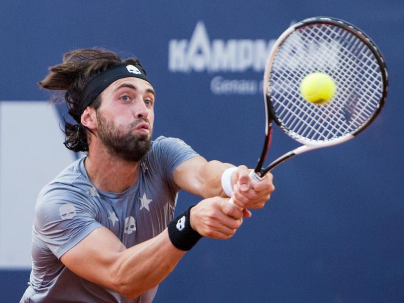 Nikoloz Basilashvili hat in Hamburg seinen ersten ATP-Titel gewonnen