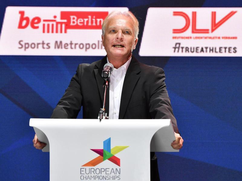 Clemens Prokop äußerte sich zur Zukunft der European Championships