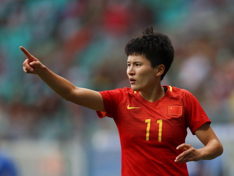 Die Chinesin Wang Shanshan hat bei einem Länderspiel der Asian Games neun Tore in einem Spiel erzielt