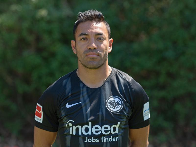 Steuerte zwei Treffer zum Frankfurter Testspielsieg bei: Marco Fabian