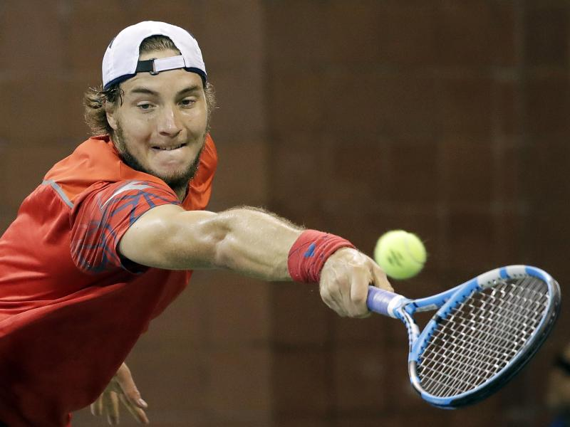 Für Jan-Lennard Struff war im Viertelfinale von Antwerpen Schluss