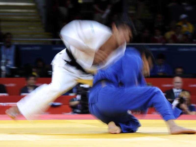 Bei der WM in Baku gab es auch zum Abschluss keine weiteren Medaillen für deutsche Judoka