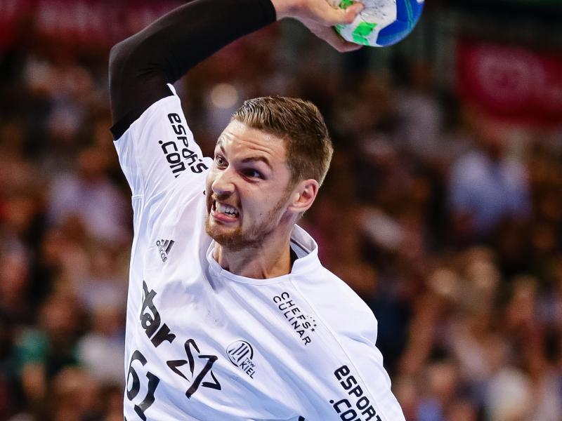 Hendrik Pekeler kritisiert eine zu hohe Belastung im deutschen Handball