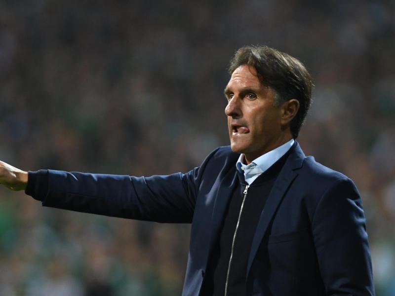 Der Vfl Wolfsburg und Bruno Labbadia wollen erst im Laufe der Rückrunde über eine Verlängerung des Vertrages verhandeln
