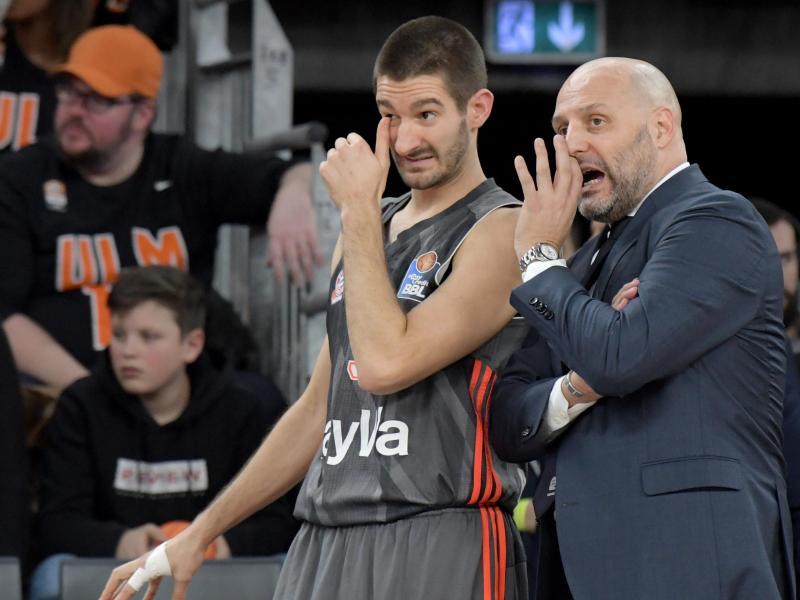 Die Basketballer des FCBayern München haben auch das dritte Spiel der Saison gewonnen