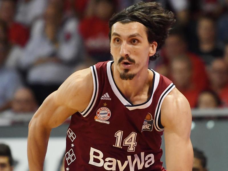 Bester Werfer der Bayern-Basketballer gegen Athen: Nihad Djedović