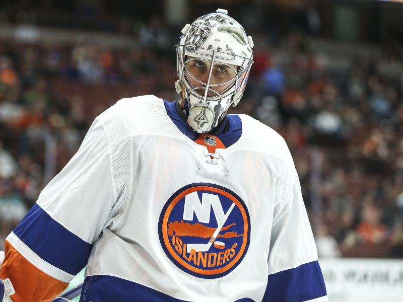 In bestechender Form: Thomas Greiss von den New York Islanders