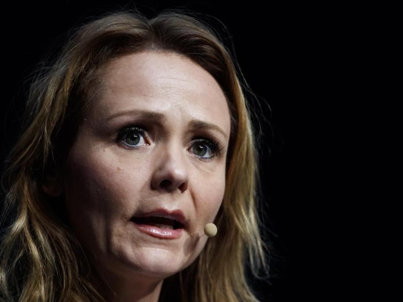 Linda Helleland, die Vize-Präsidentin der Welt-Anti-Doping-Agentur