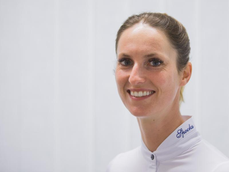 Springreiterin Simone Blum ist vom Reit-Weltverband FEIals Sportlerin des Jahres ausgezeichnet worden