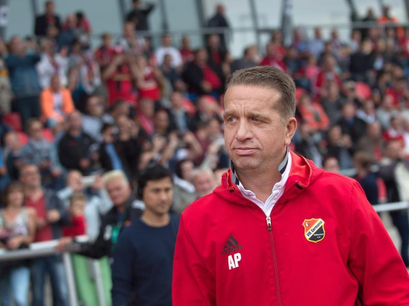 Die Vorwürfe richten sich gegen den Sportdirektor und ehemaligen Trainer von Germania Halberstadt, Andreas Petersen