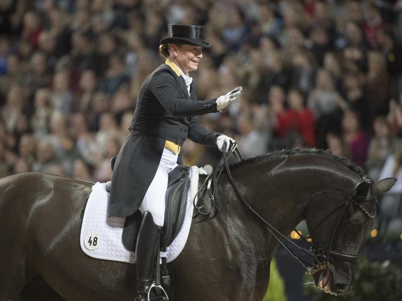 Isabell Werth gewann auf Weihegold in Stockholm