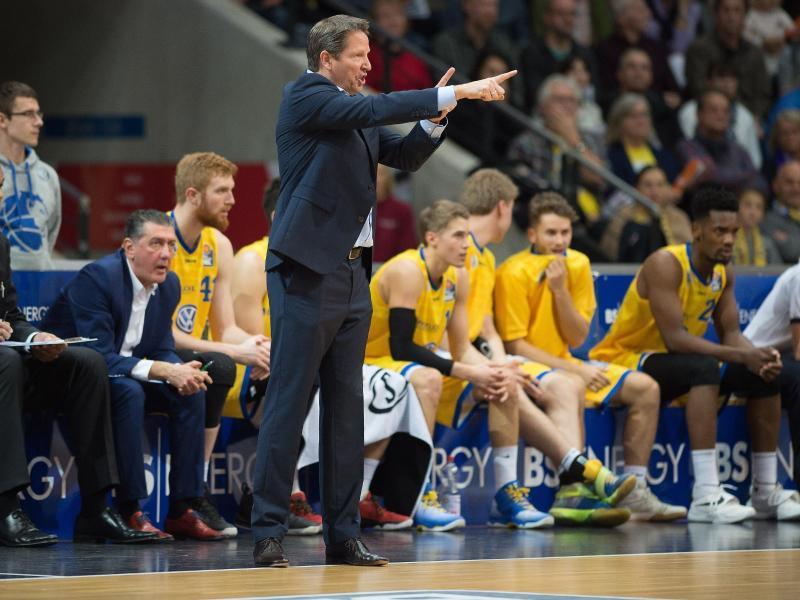 Trainer Frank Menz wird Braunschweig verlassen
