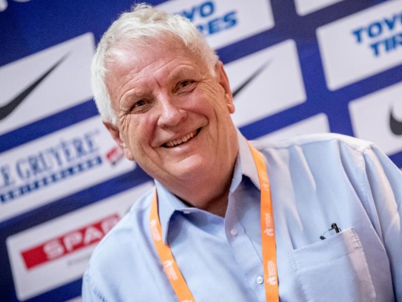 Freut sich auf den Leichtathletik-Wettkampf Europa gegen USA: Svein Arne Hansen, Präsident von European Athletics