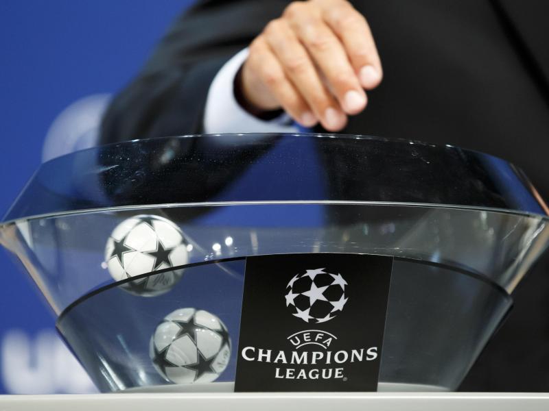 Die Auslosung für das Champions-League-Achtelfinale findet am Montag statt