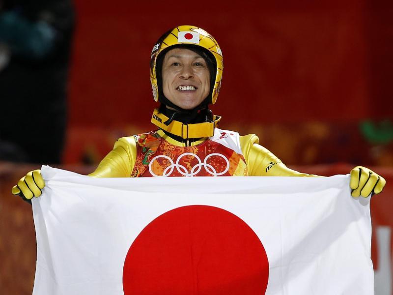 Feiert 30-jähriges Weltcup-Jubiläum: Noriaki Kasai