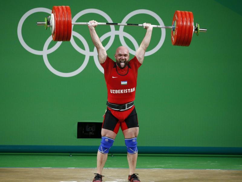 Gab eine positive Dopingprobe ab: Ruslan Nurudinov