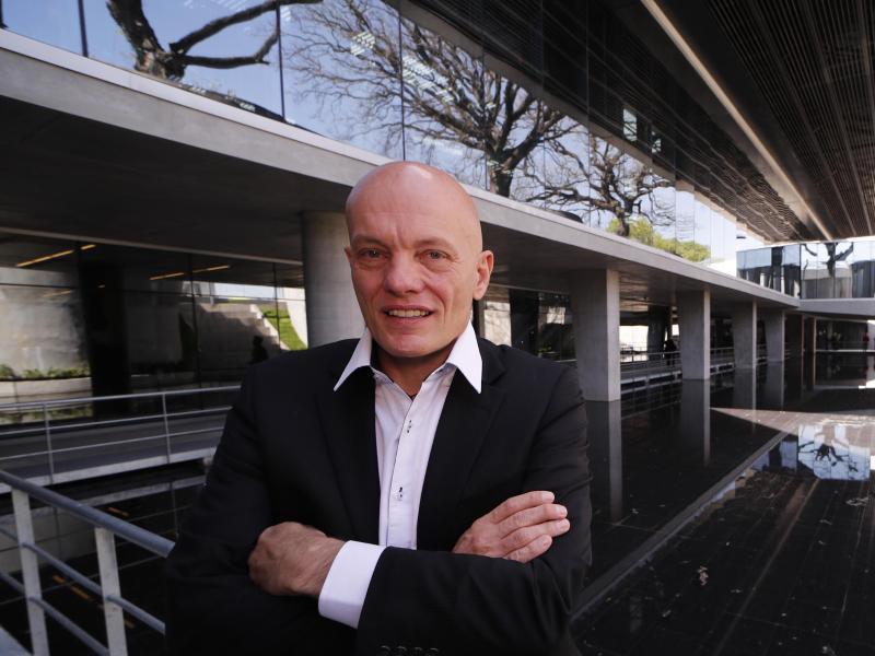 Der Deutsche Günter Younger ist WADA-Chefermittler. Foto: Gustavo Ortiz