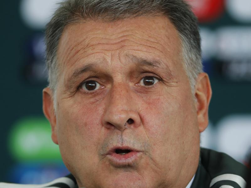 Neuer National-Coach Mexikos: Gerardo Martino